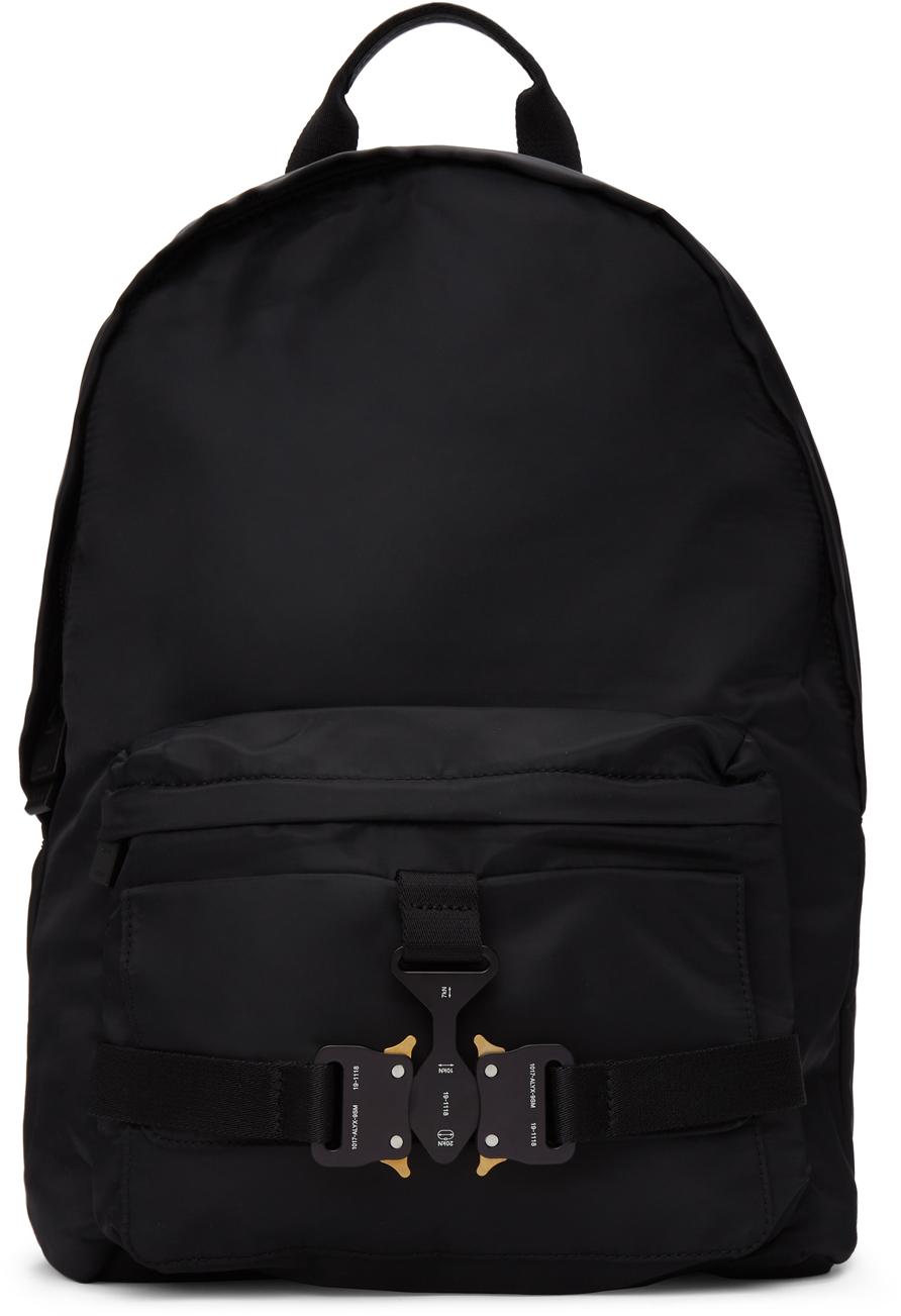 1017 ALYX 9SM Black Re Nylon Tricon Backpack 211776F042046