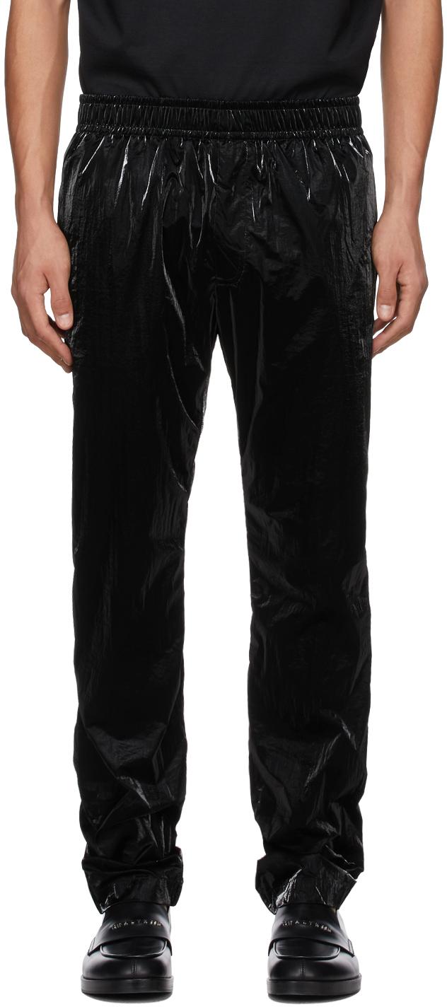 1017 ALYX 9SM Black Nightrider Trousers 211776M190001