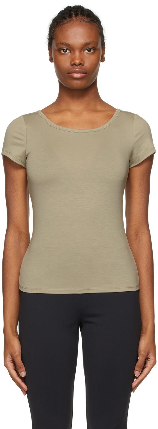 Khaki Astrid T-Shirt