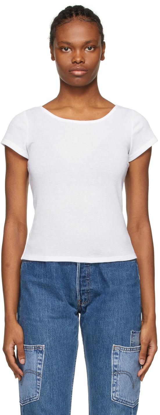 White Astrid T-Shirt