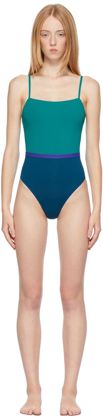 Multicolor Ara 'Le Cap' One-Piece Swimsuit