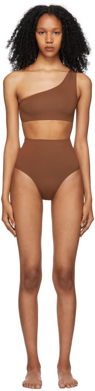 Brown Symbole & Conquete Bikini