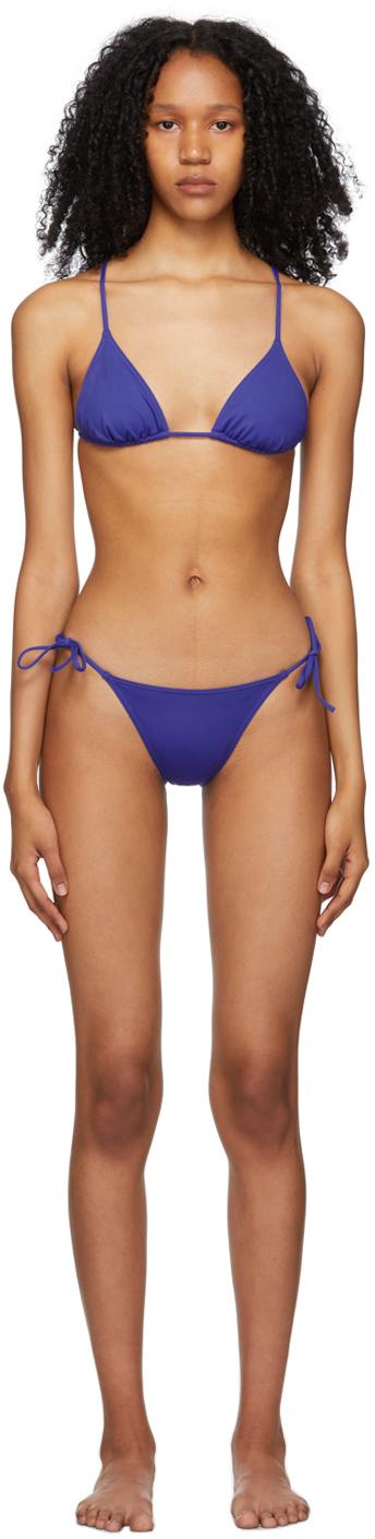Blue Mouna & Malou Bikini