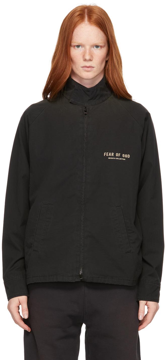 Black Souvenir Jacket