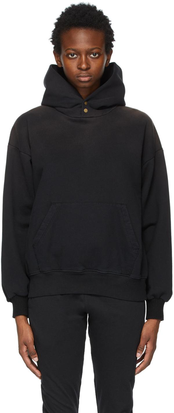 Black 'The Vintage' Hoodie