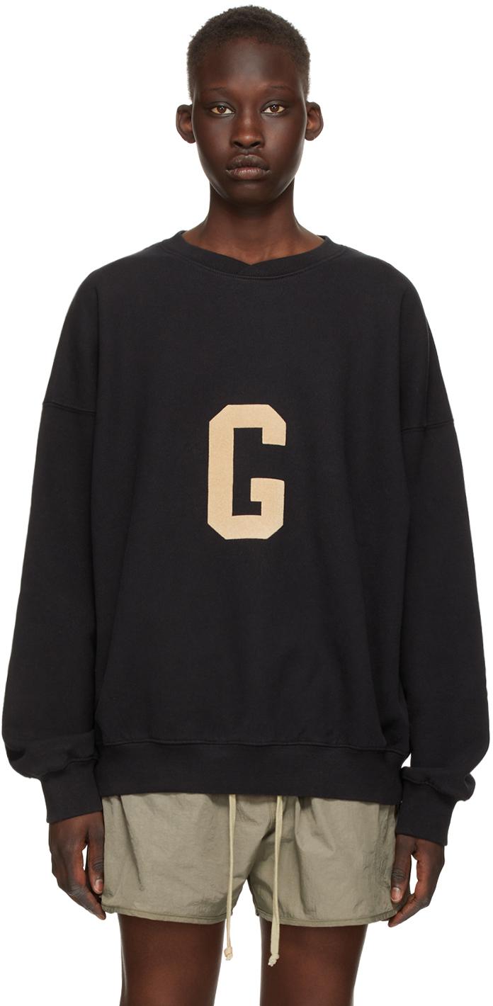 Black 'G' Sweatshirt