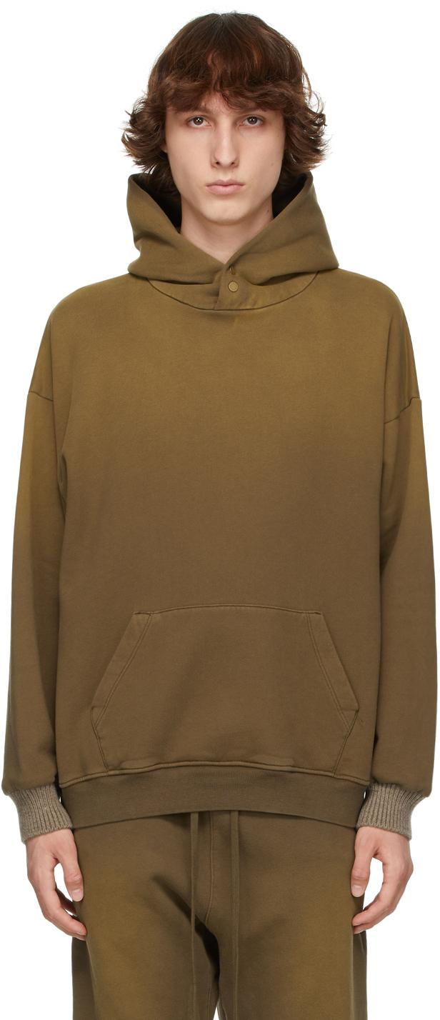 Brown 'The Vintage' Hoodie