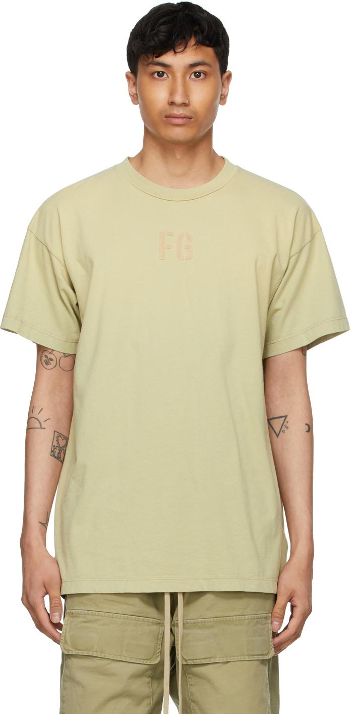 Green 'FG' T-Shirt