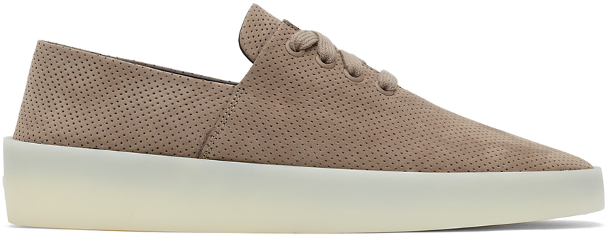 Taupe Suede 110 Sneaker