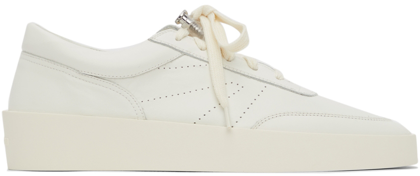 Off-White Tennis Sneakers