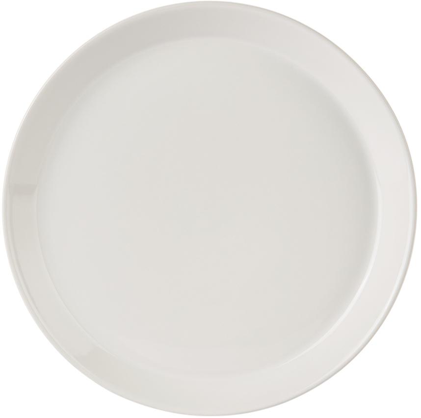 Grey Alessi Edition Tonale Dessert Plate