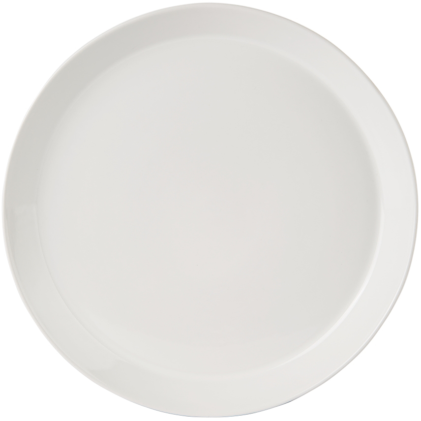 Grey Alessi Edition Tonale Dinner Plate