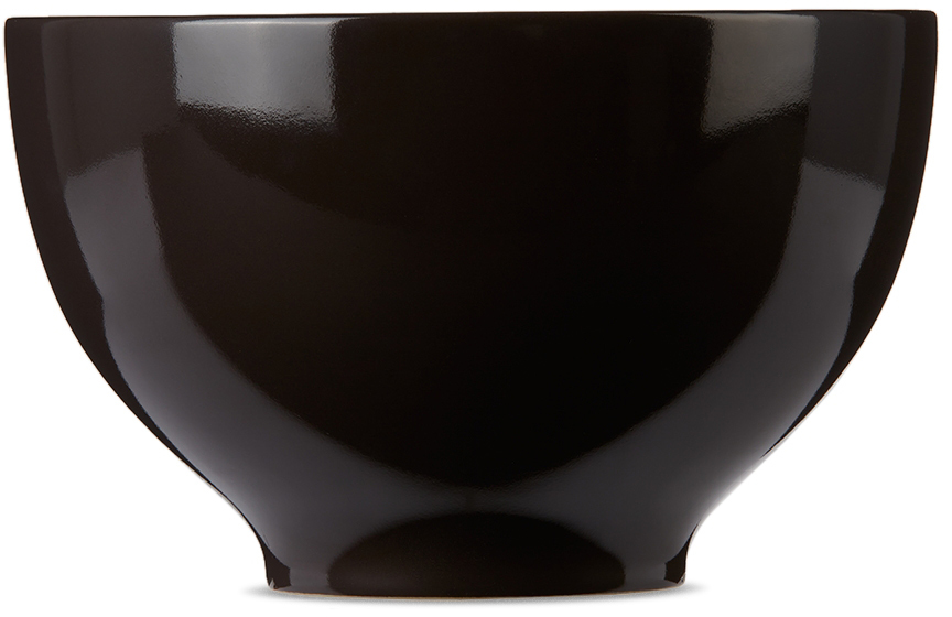 Black Alessi Edition Large Tonale Bowl
