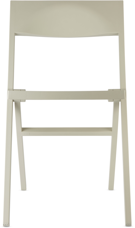 Grey Piana Folding Chair