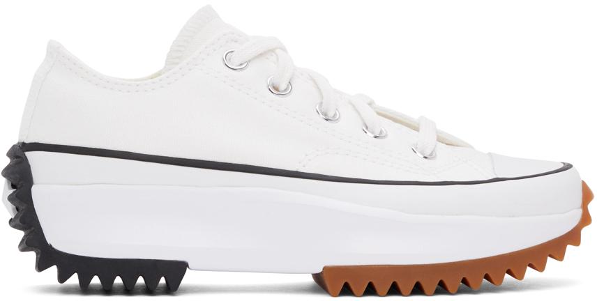 White Run Star Hike Low Sneakers