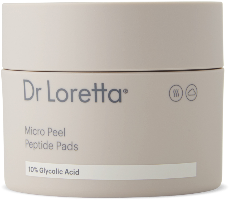 Micro Peel Peptide Pads