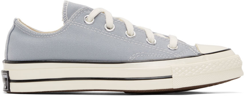Grey Chuck 70 OX Sneakers