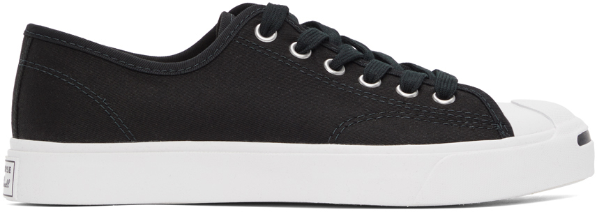 Converse 黑色 Jack Purcell First In Class OX 运动鞋