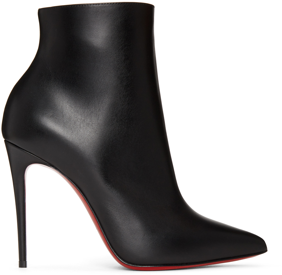 Black So Kate 100 Boots