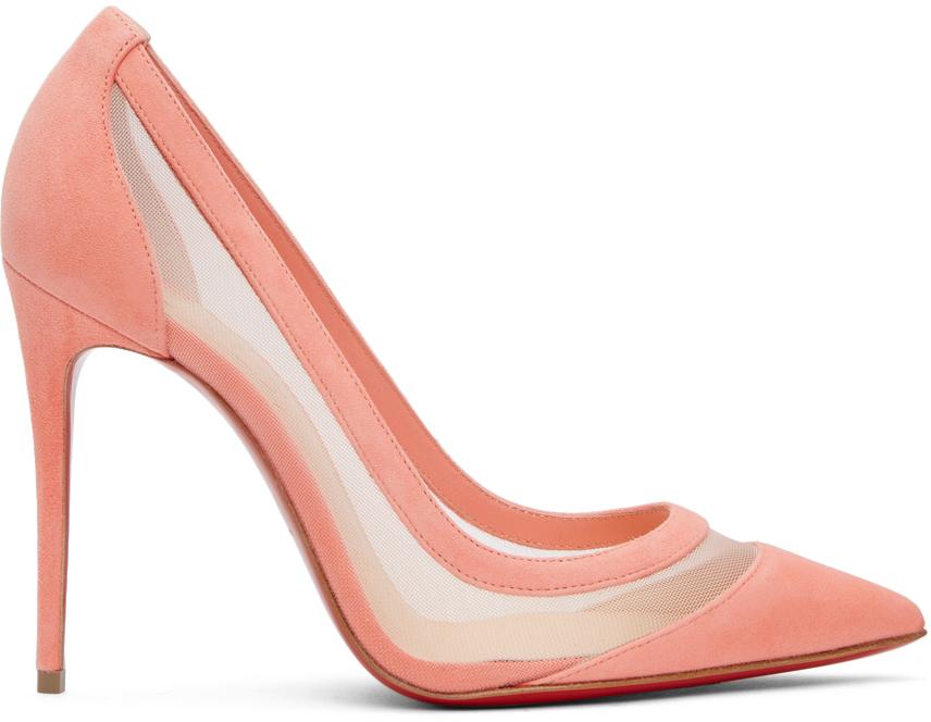 Pink Galativi 100 Heels