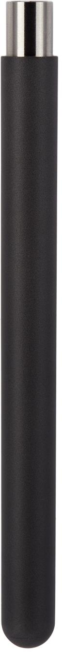 Silver & Black Type-B Pen