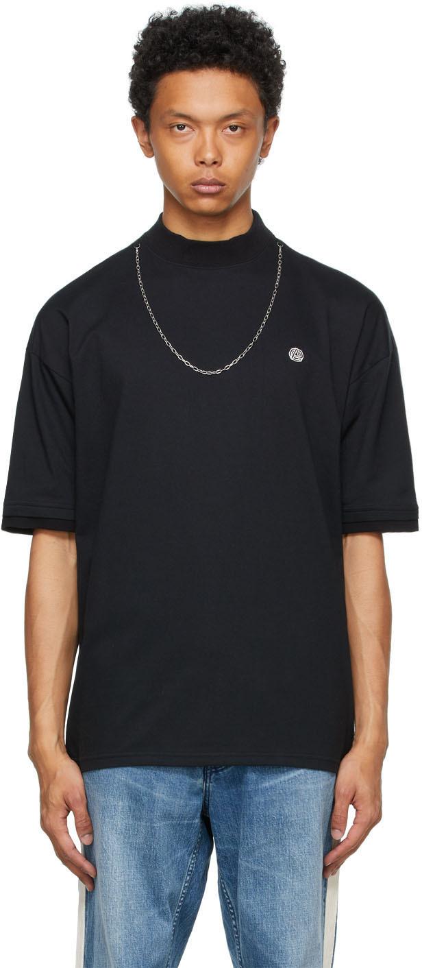 Black Chain T-Shirt