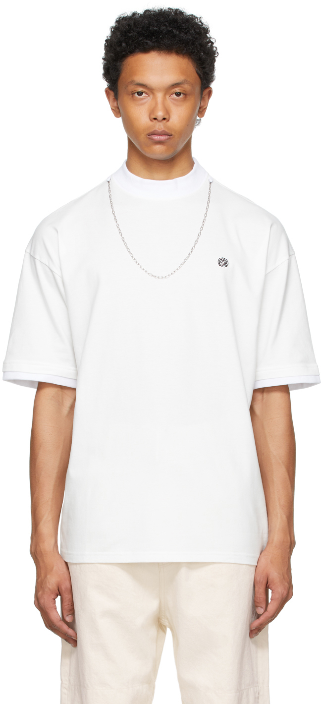 White Chain T-Shirt