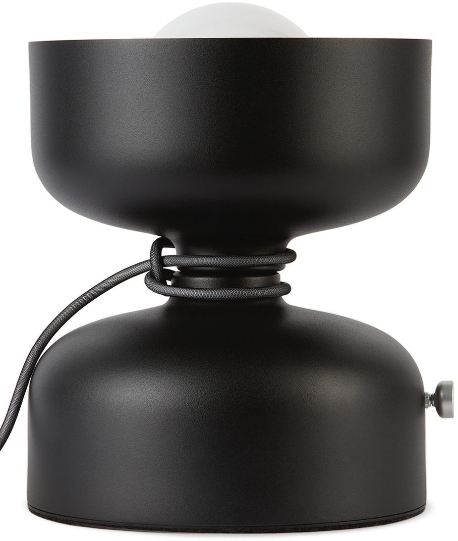 Black Spotlight Volumes A/A Table Lamp