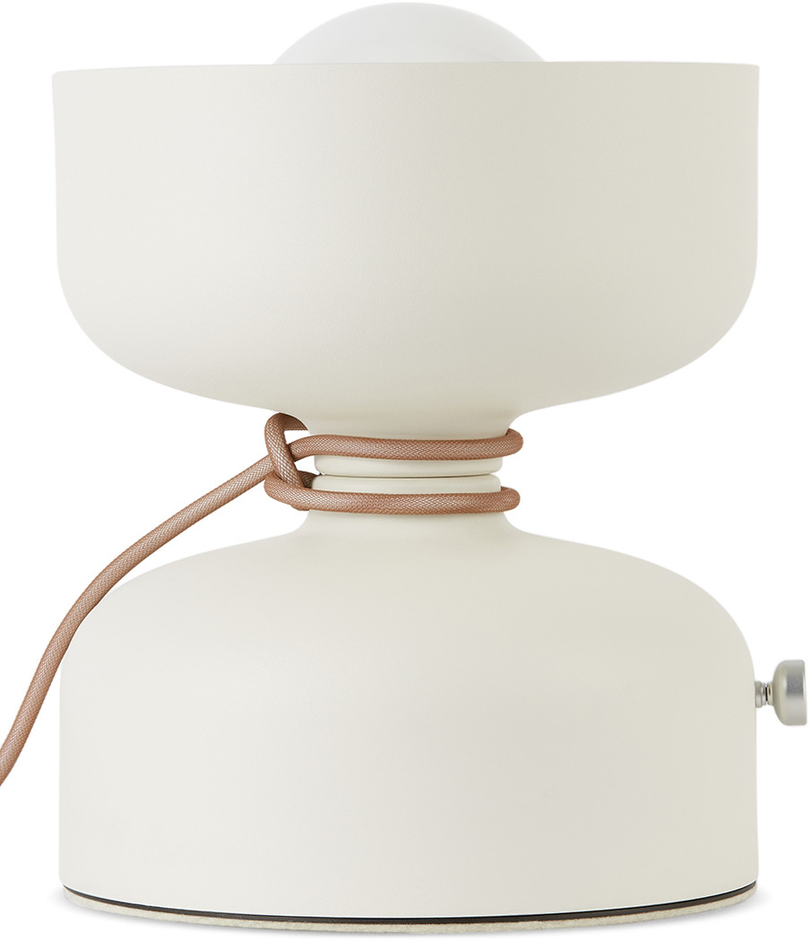 White Spotlight Volumes A/A Table Lamp