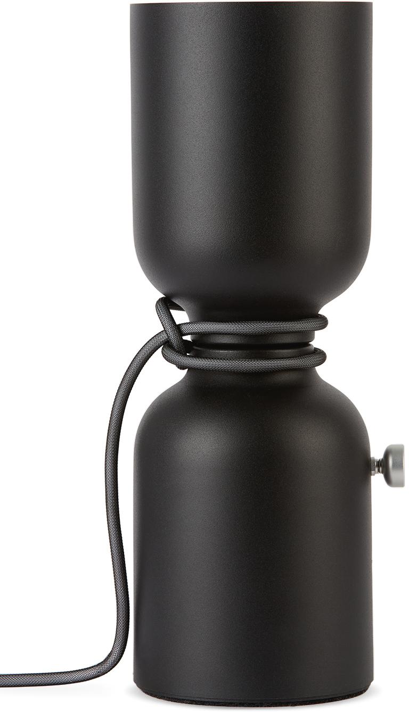 Black Spotlight Volumes C/C Table Lamp