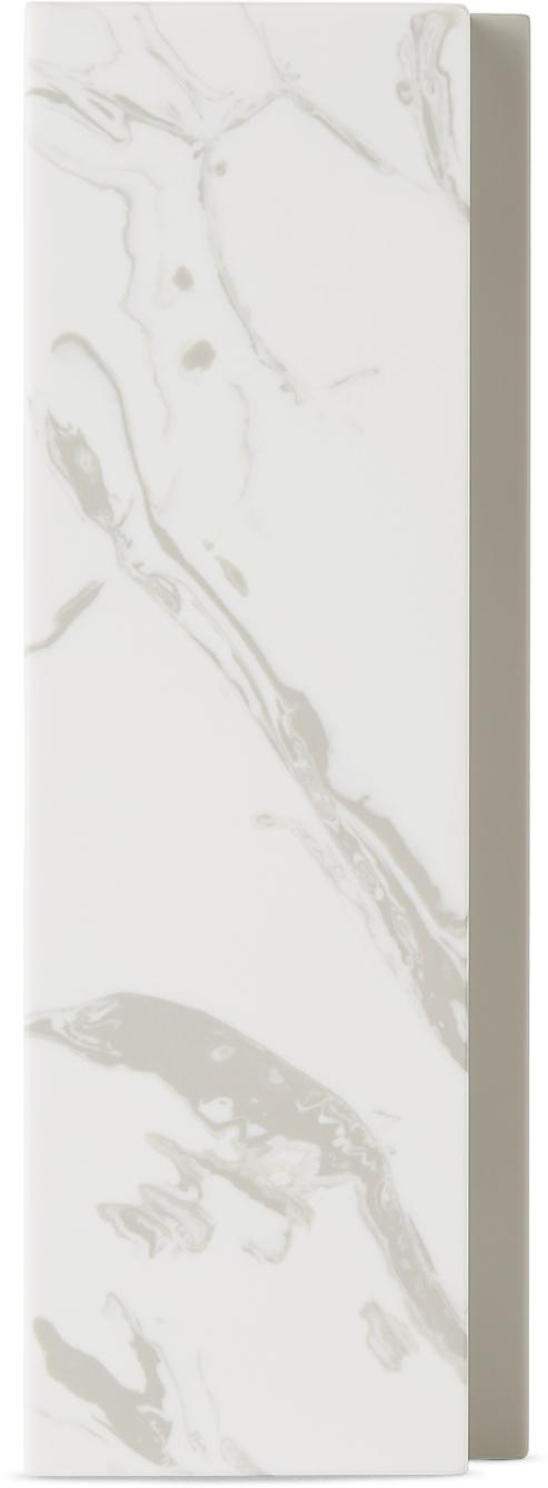 Grey & White Versa Vase