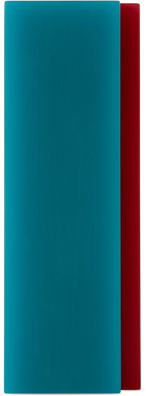 Red & Green Versa Vase
