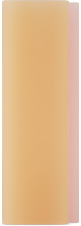Pink & Beige Versa Vase
