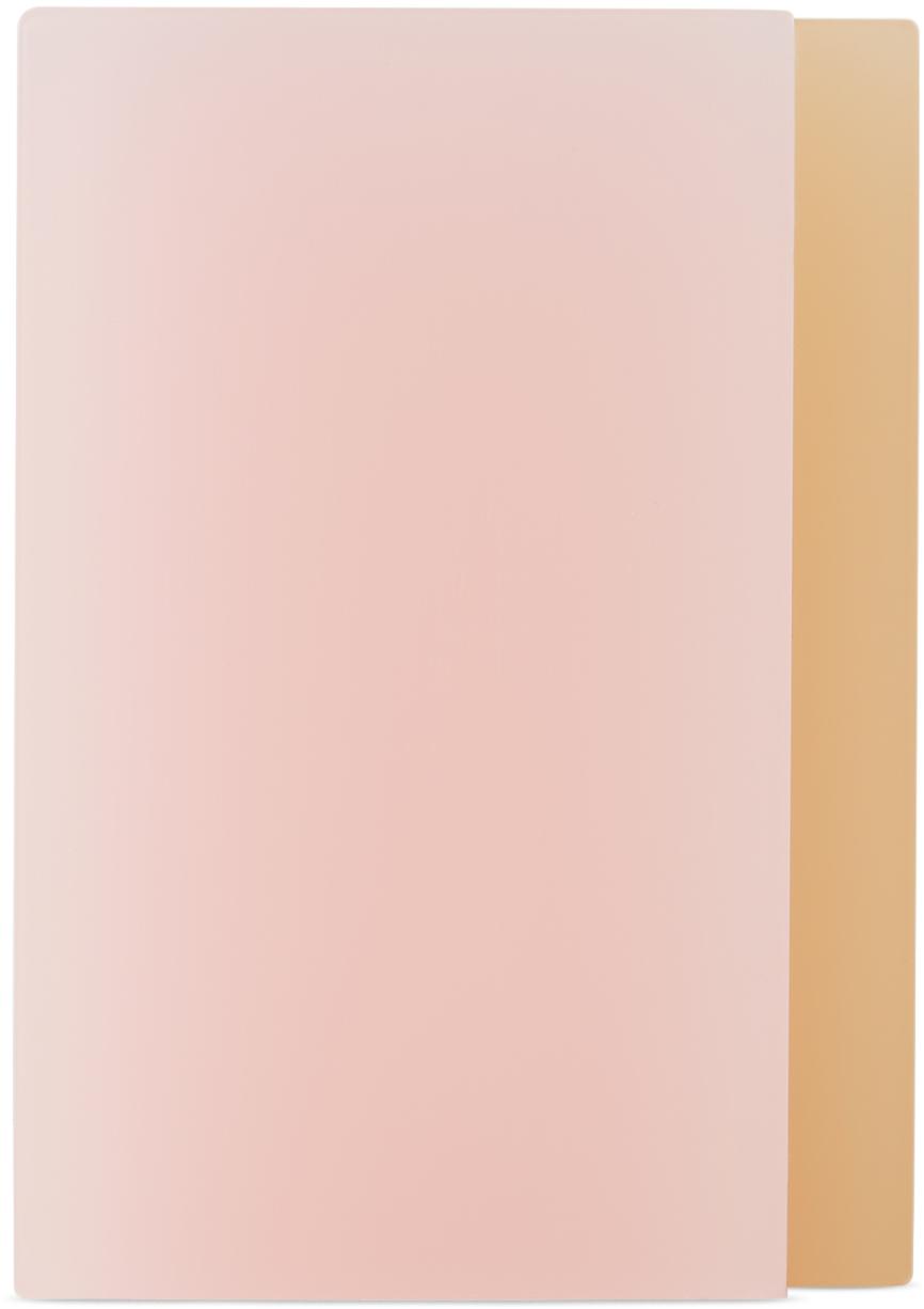 Pink & Beige Mini Versa Vase
