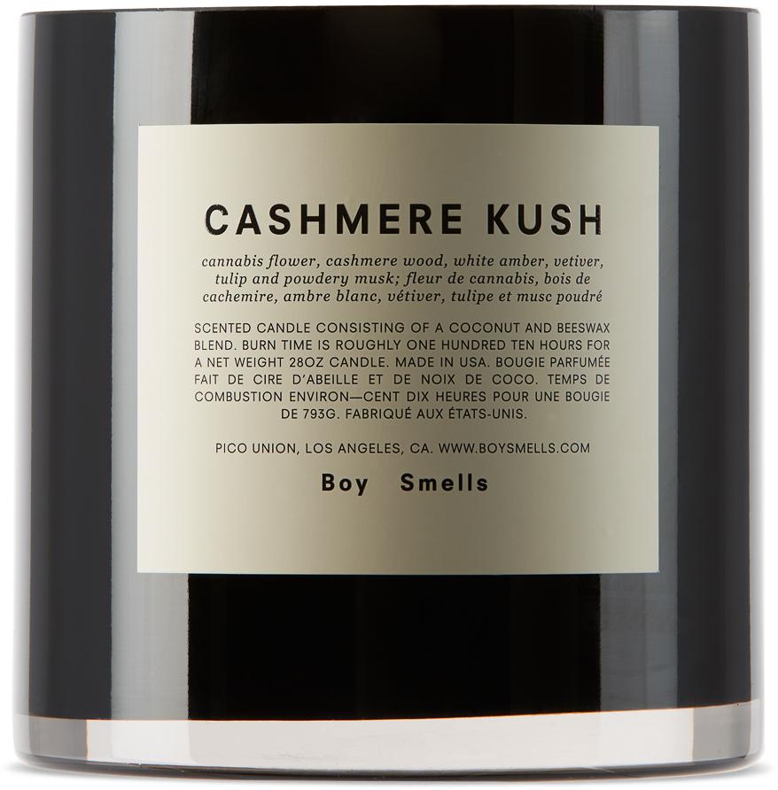 Cashmere Kush Magnum Candle