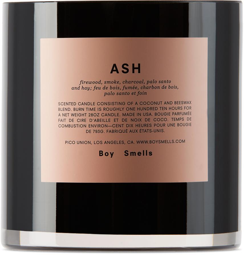 Ash Magnum Candle