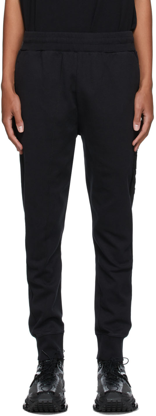 * Black Essential Lounge Pants