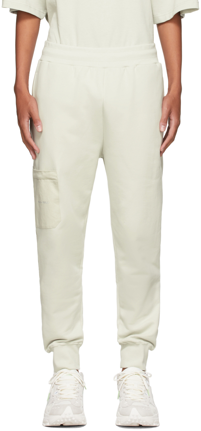 * Off-White Logo Embroidery Lounge Pants