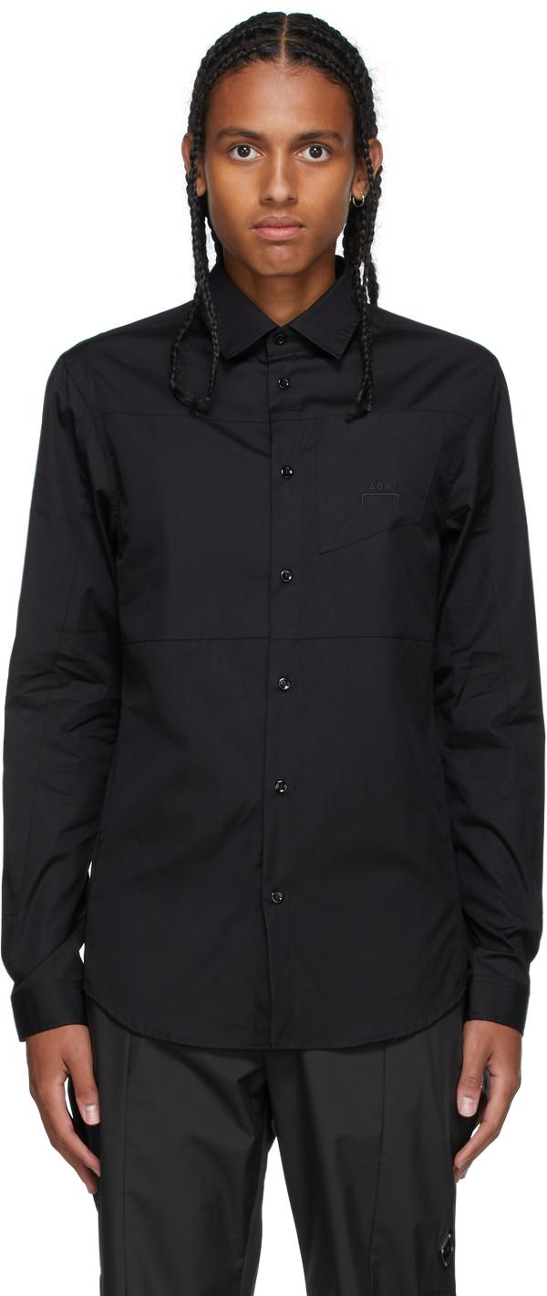 * Black Essential Shirt