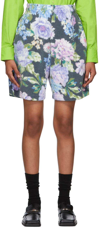 Black Barambo Shorts