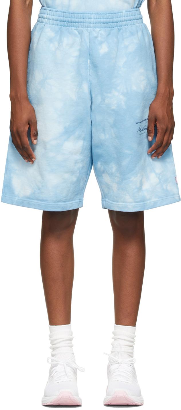 Blue Dye Barambo Shorts