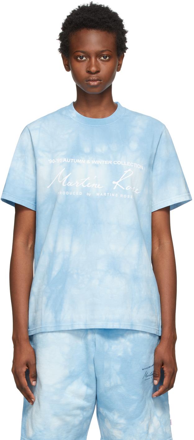 Blue Dye Classic T-Shirt