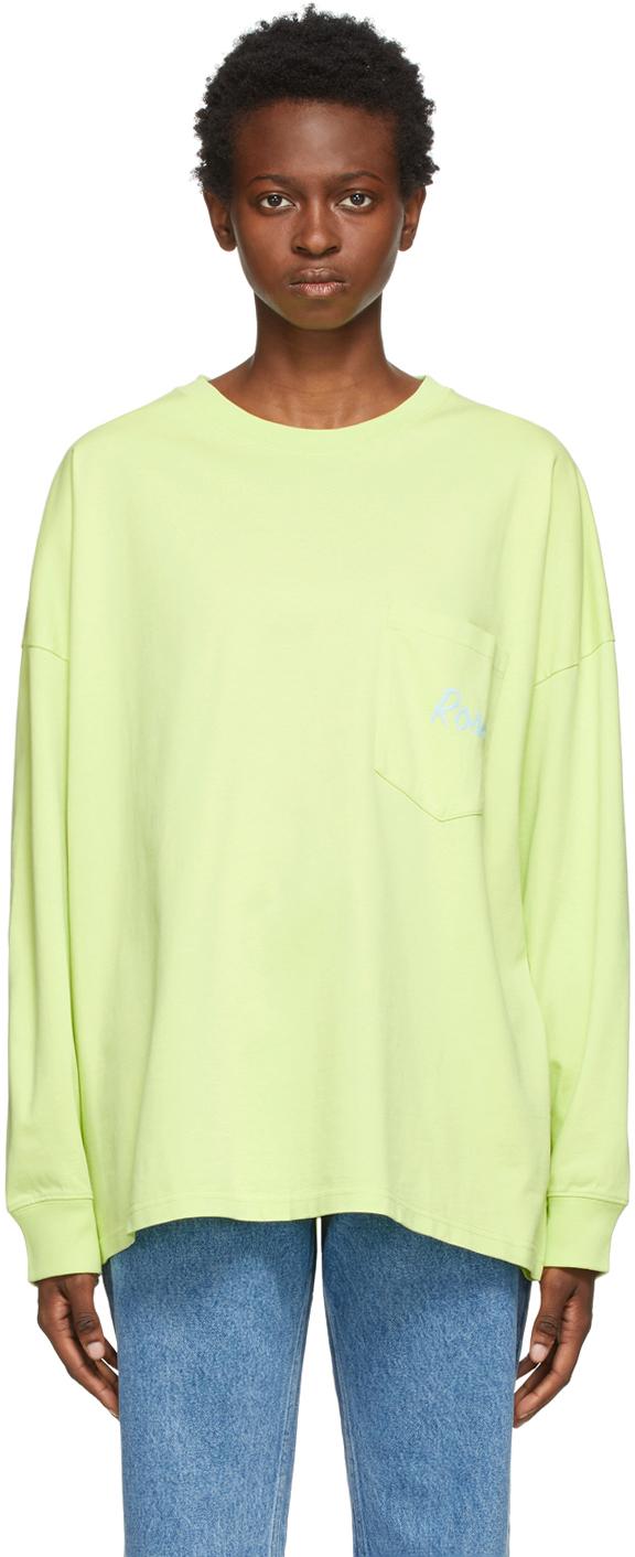 Green Warung Long Sleeve T-Shirt