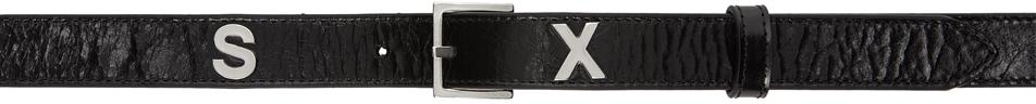 Black Rudy Belt