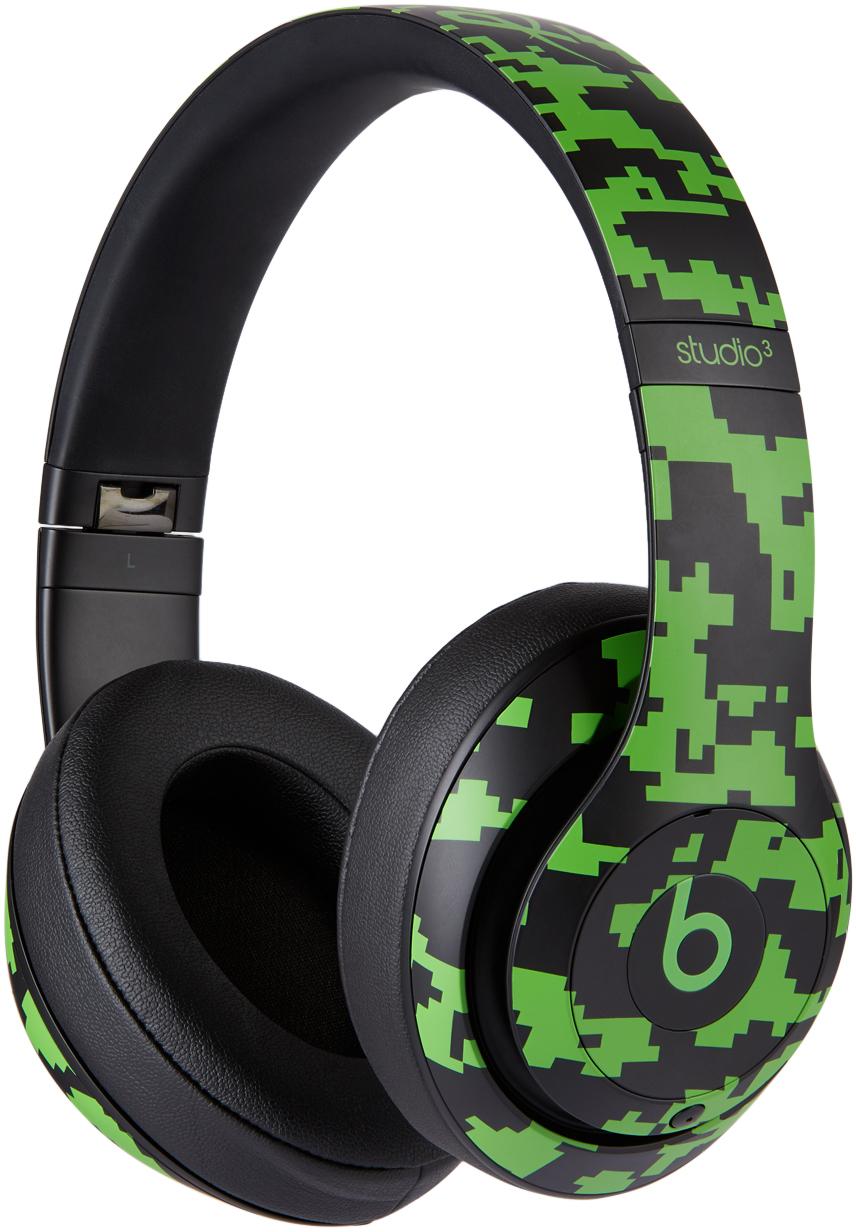 Beats by Dr. Dre Black Psychworld Edition Studio3 Wireless Headphones