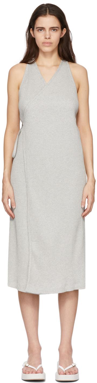 Grey Cleat Dress