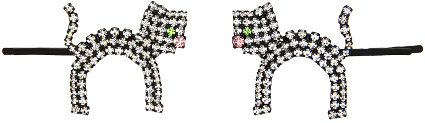 Multicolor Cat Hair Pins