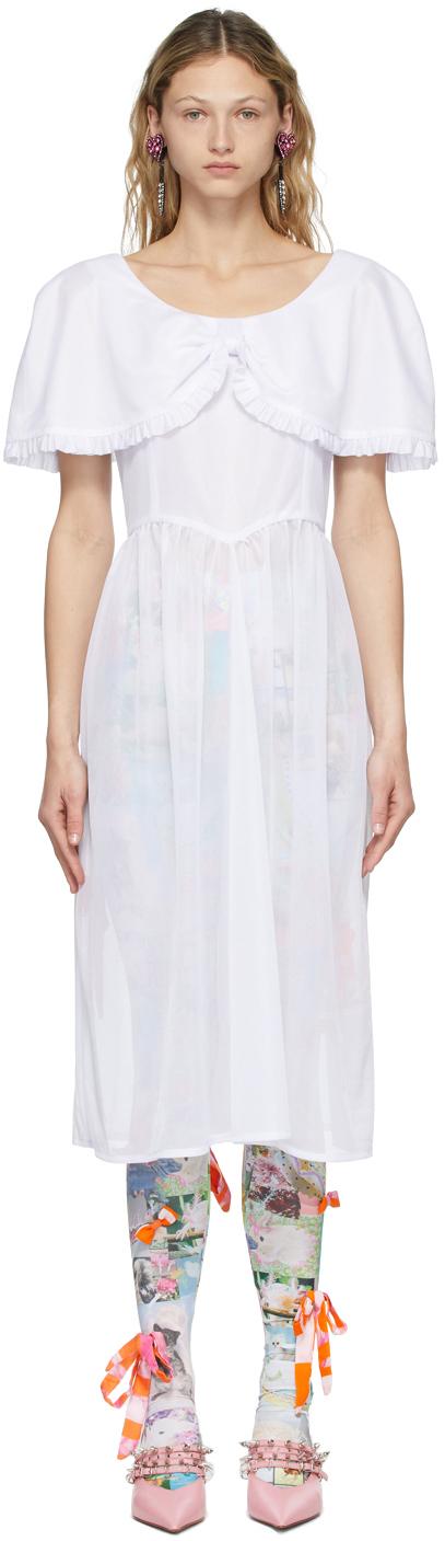 White Bella Dress