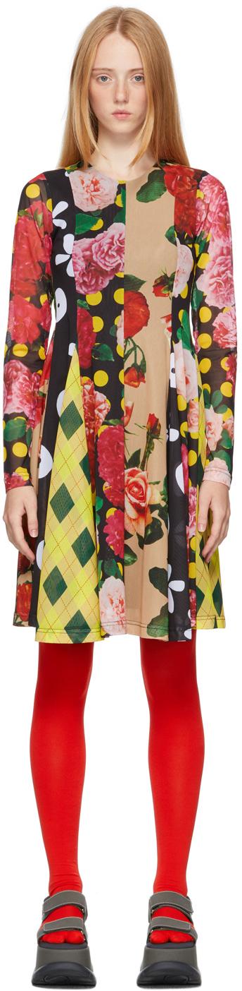 Multicolor Bertie Dress