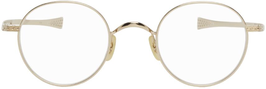 Gold Balure Glasses